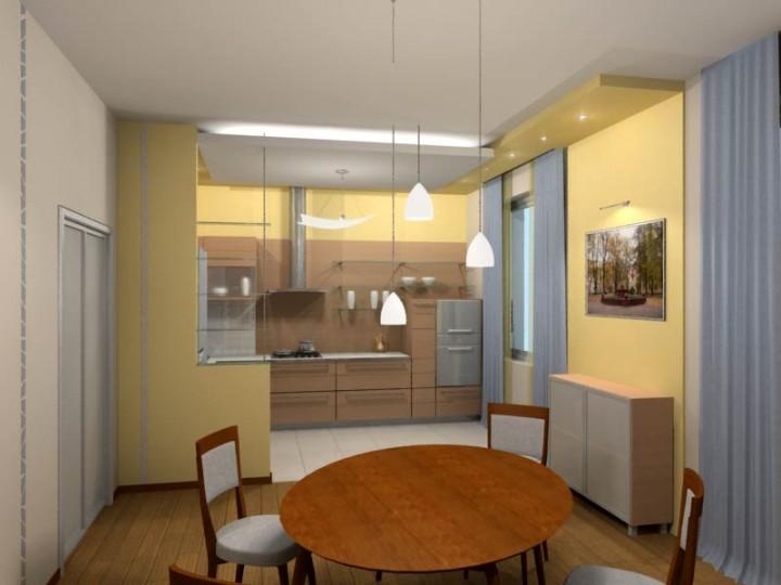 искали среднеценовой объединение комнаты и кухни фото овощное рагу